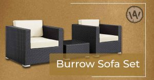 Burrow Sofa Review – Espresso Patio Sectional Set Review 2020!
