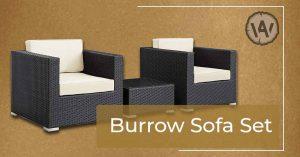 Burrow Sofa Review – Espresso Patio Sectional Set Review 2020!