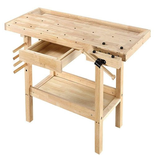 Olympia-Tools-84-906 Hard Wood Workbench