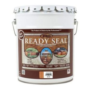 Ready Seal 512 Pail Exterior Wood Stain and Sealer