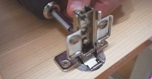How to Install Overlay Cabinet Hinges