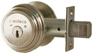 Medeco 11TR50319 Maxum Residential Single Cylinder Deadbolt