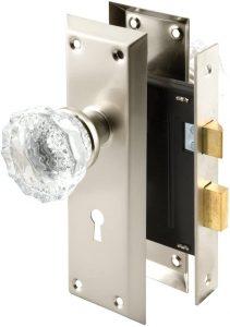 Defender Security E 2496 Mortise Keyed Lock Set
