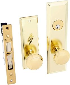 Guard Security Gotham Heavy Duty Mortise Attached Lockset