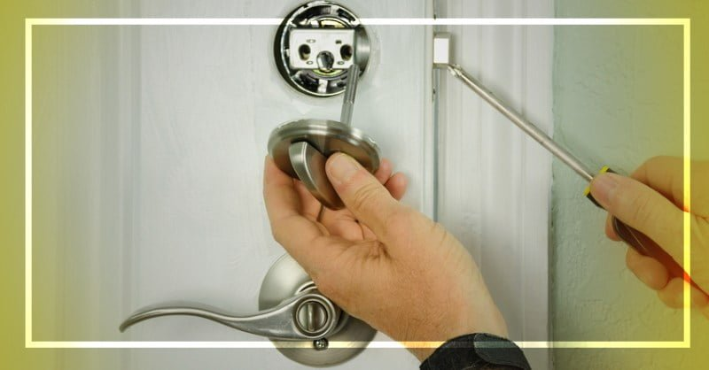 How to Change a Deadbolt Lock on a Door