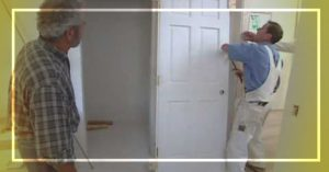 How to Hang an Exterior Door in an Existing Frame