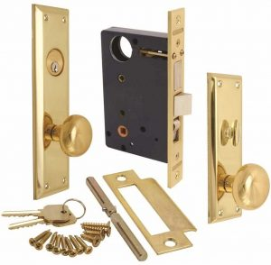 Marks Hardware 91A-LH Marks Mortise Lock