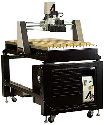 Best 4-Axis CNC Router- Axiom Precision AR8 Pro+