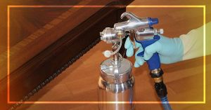 6 Best HVLP Spray Gun for Woodworking | Top Picks Of 2020