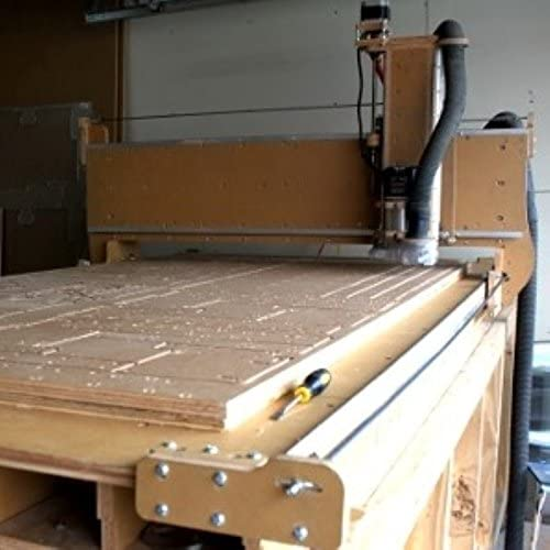 CNC Machine For Small Shop - Green Bull 4×8