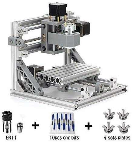 MYSWEETY DIY CNC Router Kits 1610 GRBL Control Wood Carving Milling Engraving Machine