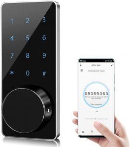 Manhaoya B083DMXR2F Smart Door Lock