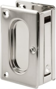 Prime-Line Products N 7363 Closet Pocket Door Passage Pull