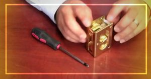 How to Install a Pocket Door Lock