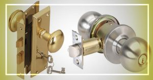 Deadbolt VS Mortise Lock
