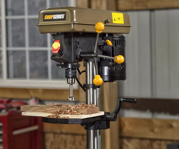 Best Drill Press Reviews – 2020 Buyer's Guide 9